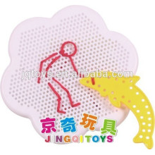 Kinder Intelligenz Entwicklung Bausteine Spielzeug