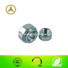 Клинч гайка (нержавеющая сталь) м2 ~ M10