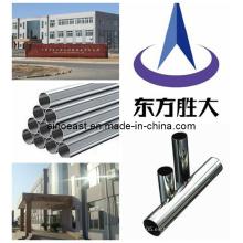Tubo de acero inoxidable ASTM 310S