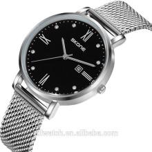 SKONE 7392 Japanese movement quartz watches men wrist watch