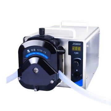 Coating Water Treatment Add Flocculant Peristaltic Pump
