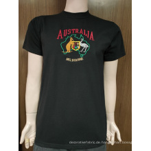 T-Shirt aus 100% Baumwolle für Herren
