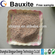 ISO certified China calcined bauxite ore prices