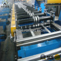 Roofing and Wall Panel Rolling Machine