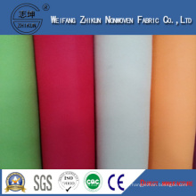 100% PP Nonwoven Fabric for Shopping Bags / Gifts Bags