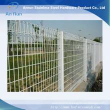 Clôture en rouleau galvanisé (clôture de jardin)