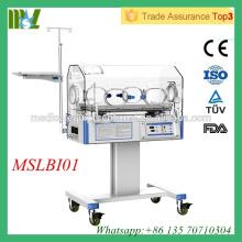 Meistverkaufte hochwertige medizinische Ausrüstung Infant Inkubator MSLBI01