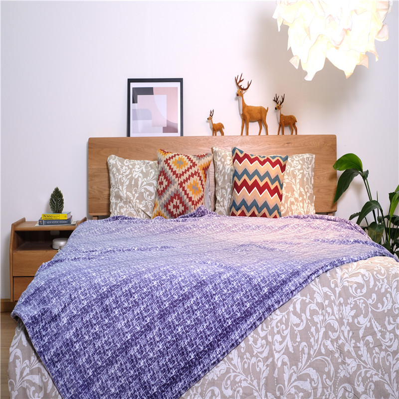 Family Bed Casual Blanket