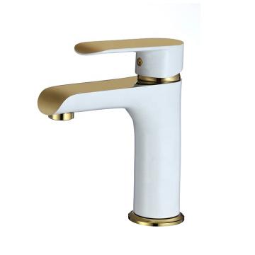 YLB0136 Chrome polish bathroom faucet water bathroom basin faucet