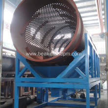 Low Cost for Air Separator Trommel Drum Plastic Sieving Machine supply to Congo Suppliers