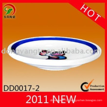 Factory direct wholesale porcelain dish