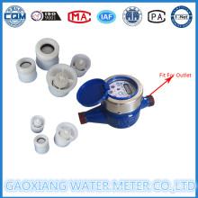 Пластмассовый обратный клапан для водомеров