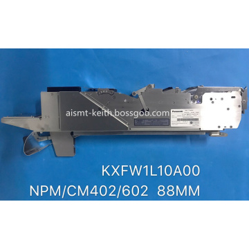 Panasonic CM402 CM602 NPM 88MM FEEDER KXFW1L10A00