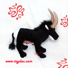 Plush Wild Mountain Toy Goat