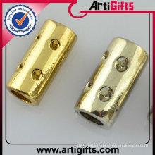 accessoires d'habillement bouchons de cordon en métal