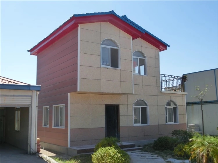 Affordable Prefabricated House Building