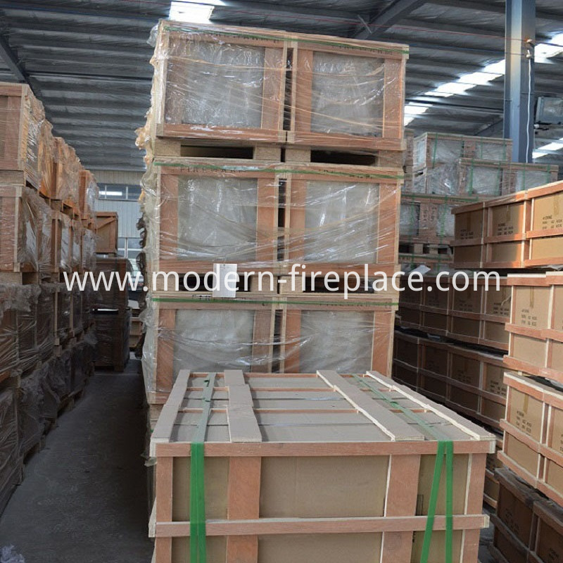 Factories  Wood Fired Stoves Packaging