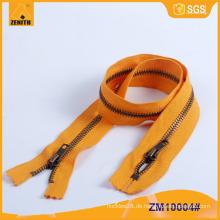 5 # Feuerfestes Messing Zipper ZM10004
