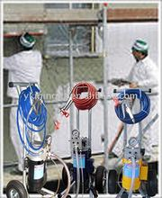 Construction paint sprayer