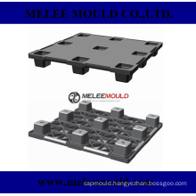 Plastic Injection Nestable Pallet Tray Moulding