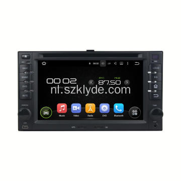 android 6.0 PX5 auto DVD voor Kia Carens 2006-2011