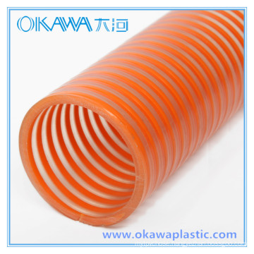PVC Flexible Hose with PVC Helix Wire Made in China