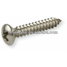 DIN7983 Cross recessed raised countersunk head tapping screws