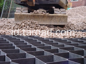HDPE Gravel Driveway Geocell