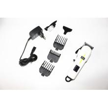 Tosquiadeira de cabelo elétrico Rfcd vem com Display de LCD com o aparador de cabelo da bateria de lítio recarregável