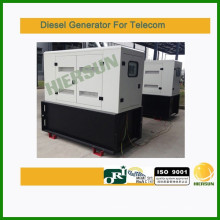Generador Diesel para telecomunicaciones