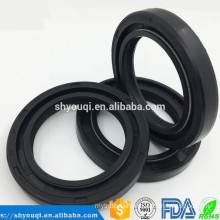 Rubber Double spring DC oil seal Rotary hydraulic viton oil seals Water sealing parts ring