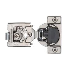 3D 105 * Com dobradiça ajustável de gabinete de 1-1 / 4 'de sobreposição de 6 vias ajustável de fechamento suave