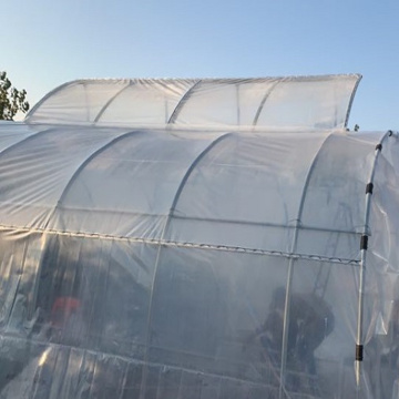 Skyplant Walk-in Small Plastic Greenhouse с верхней вентиляцией