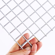 panneau de treillis métallique soudé