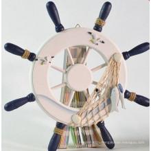 Высокое качество ручной чертеж деревянной отделкой руля для домашнего и магазин новый дизайн