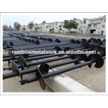 Blade Ground Screw Piles