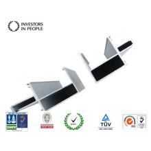 Profil en aluminium / aluminium pour le profil de salle blanche