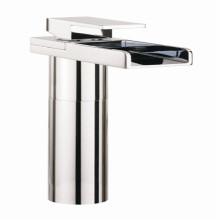 UK Style Bathroom Waterfall Basin Faucet (WS112DNC)