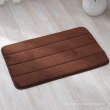 tapis shaggy polyester teinté à bas prix