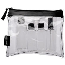 4PCS Cosmetic Packaging Travel Bottle Set, Бутылка для духов / Винт Capplastic Bottle