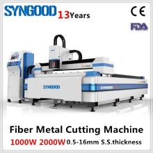 20мм Лазерный автомат для резки металла для металла 500w 750w 2000w 3000w для нержавеющей стали304 401, углеродистая сталь, алюминий