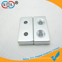 N35/N42/H/SH strong neodymium magnetic hook