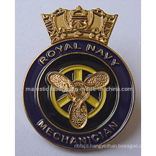 Customize Gold Plating Lapel Pin (MJ-PIN-136)