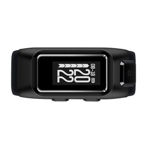 Waterproof IP68 Sport Gps Bracelet Heart Rate Monitor