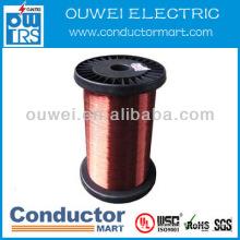 Certificado de UL 2015 enrolamento fio para transformador, motor de cobre