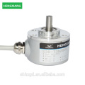 Incremental rotary encoder used in sensors optical encoder