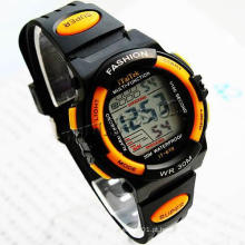 Gets.com relógio de mergulhador de silicone technos