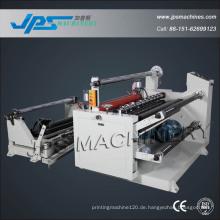Jps-1300fq PVC, Pet, PE Film Laminieren und Schlitzen Wickelmaschine