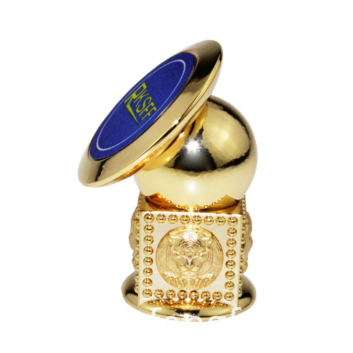 Chinese Zodiac Magnetic Phone Stand Gold