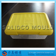 2013 lovely plastic children lunch box mould